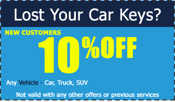 locksmith coupon new customer